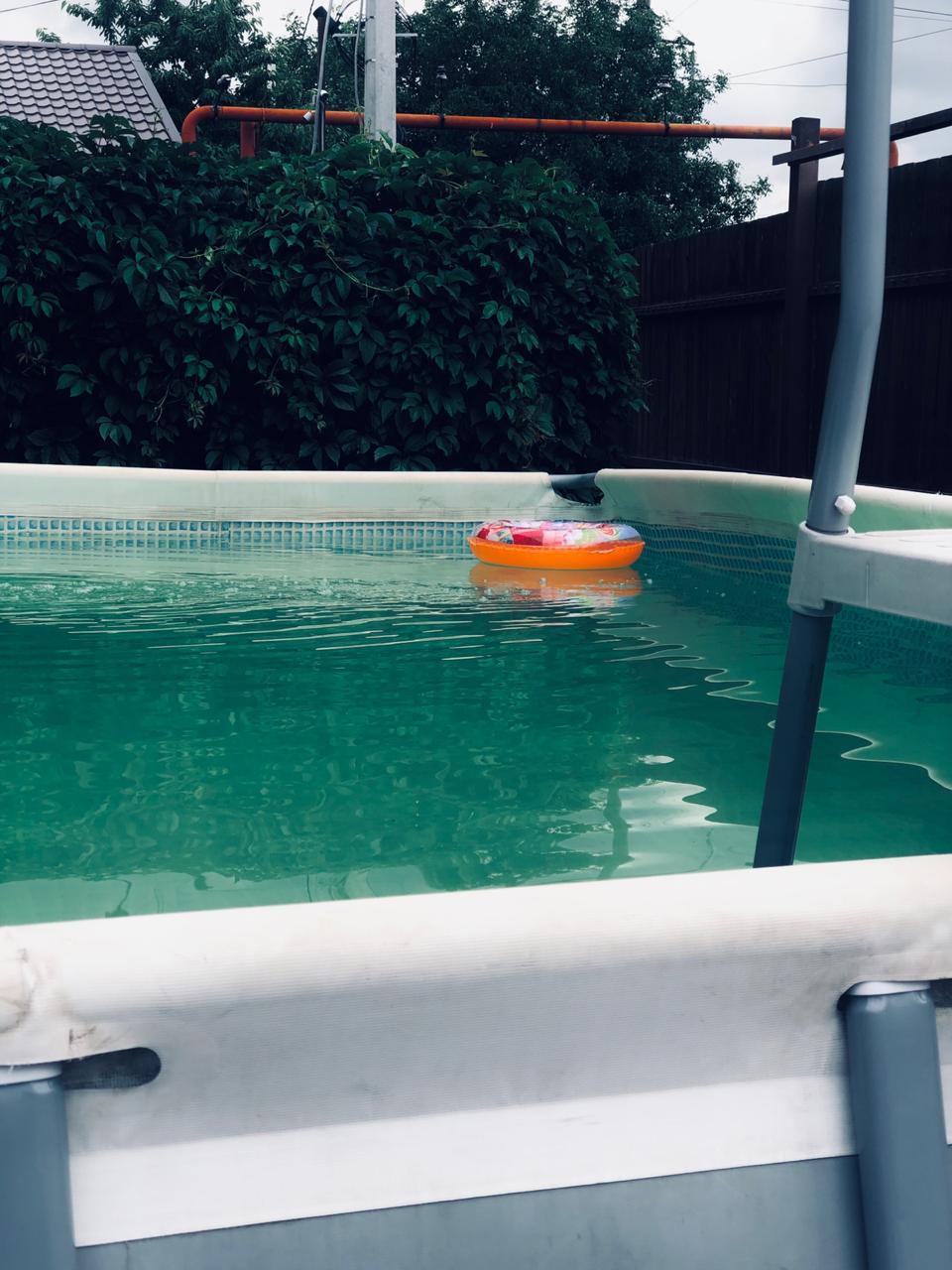 Бассейн баня с купелями